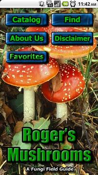 Roger Phillips Mushrooms Lite
