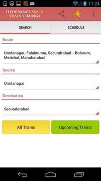 Hyderabad Rail