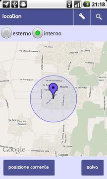 Modus Operandi Location Plugin