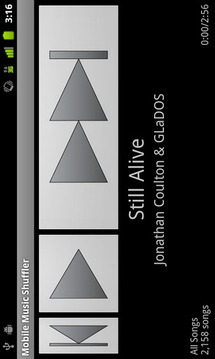 Mobile Music Shuffler