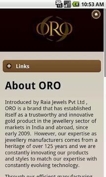 ORO Website Launcher