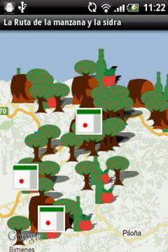 Ruta de la Manzana y la Sidra