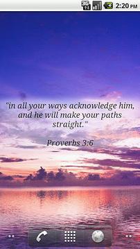 Bible Verse Daily LWP