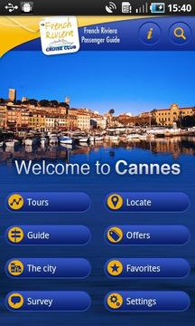 Cruise Guide - Cannes