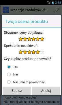 Recenzje Produktów dla Dzieci