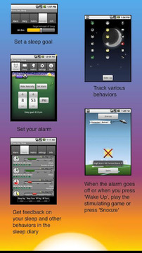Proactive Sleep Alarm Clock