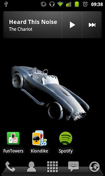 3D AC Cobra Live Wallpaper