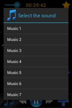 音乐盒睡觉