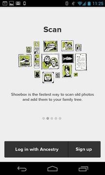 Shoebox鞋盒老照片分享