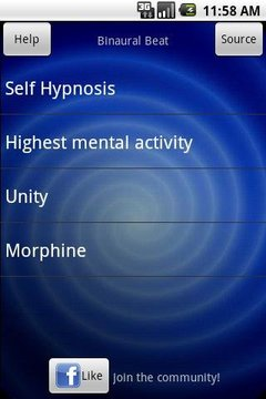 Binaural Beats Therapy(beta版)