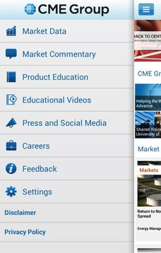 CME Group Mobile