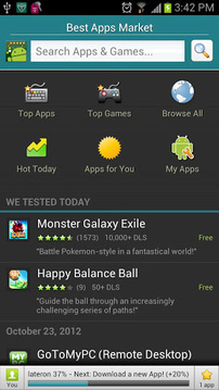 Best Apps Market - for Android