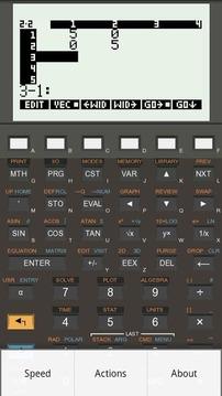 HP48S硬件模拟器