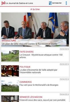 Le Journal de Saône et Loire