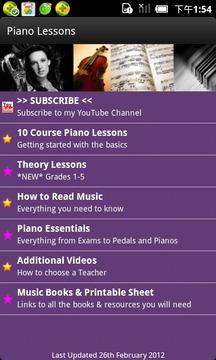 钢琴课导师