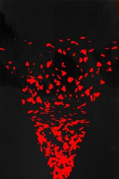 Fountain of Red Hearts LWP