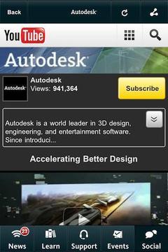 Autodesk AREA Mobile