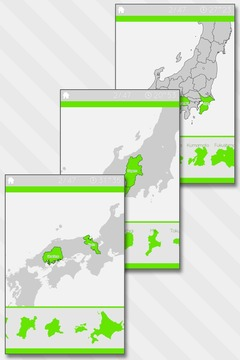 EnjoyLearning Japan Map Puzzle