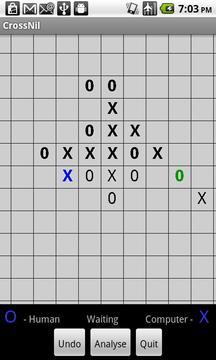 Cross Nil Game