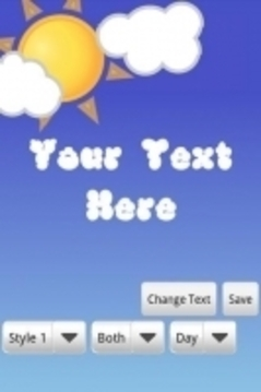 Cloud Text 1.2
