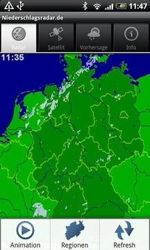 NiederschlagsRadar.de