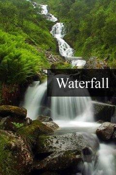 瀑布放松声音