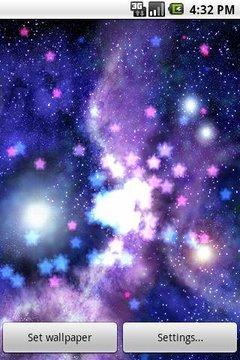 ACE: Stars Warp Galaxy