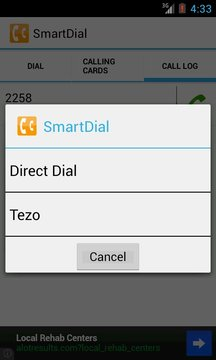 SmartDial