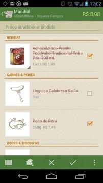 BoaLista - Lista de Compras