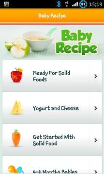 100+ Baby Food Recipe Lite