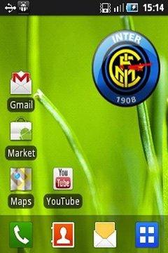 Orologio FC Inter