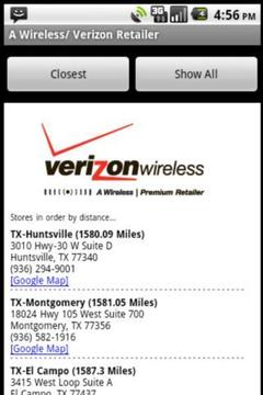 A Wireless Verizon Retailer
