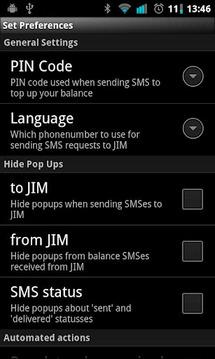 JIM mobile RED