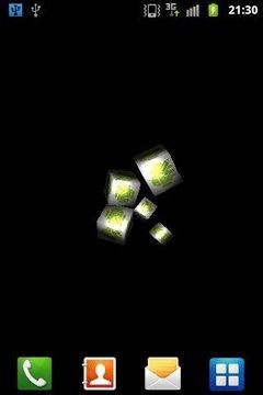 Cubes Live Wallpaper