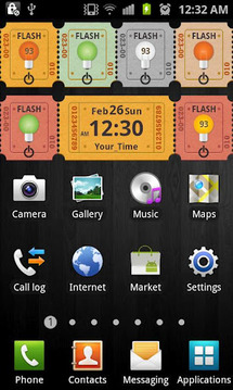 Awesome Flash Widget