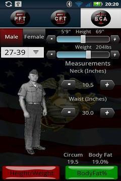 Marine PFT