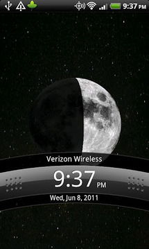 Lunar Live Wallpaper LITE