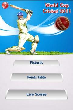 World Cup Cricket - Live Score