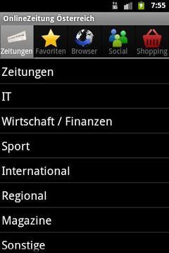OnlineZeitung Österreich