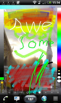 Paint Live Wallpaper FREE