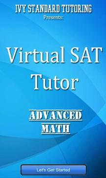 Virtual SAT Tutor - Math