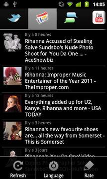 Rihanna Be Fan