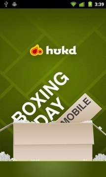 Boxing / January Sales By HUKD