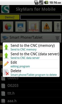CNC Mobile