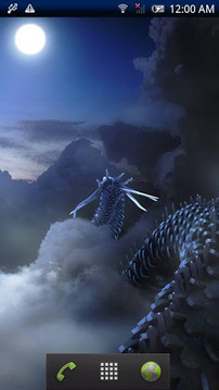 Blue Dragon Cloud Free