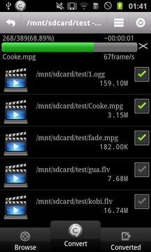 ARMV7 VFPV3 VidCon Codec