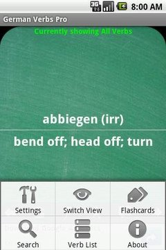 德语动词专业版