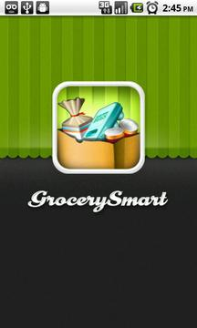 Grocery Smart - Shopping List