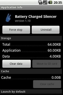 Battery Charged Silencer