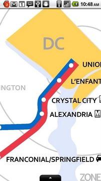 DCMate (Metro, VRE, Marc, Bus)